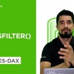 Funções DAX - CROSSFILTER()